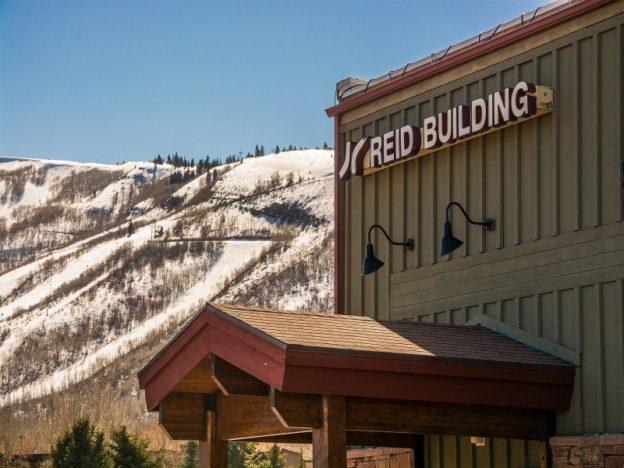Jess Reid's Building