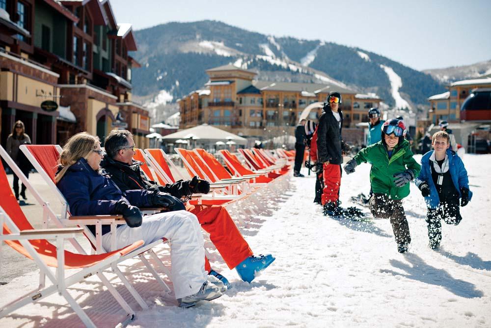 The Canyons, Utah, Ski Magazine January 2012 issue