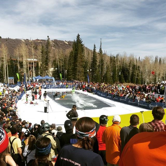 Canyons Pond Skim 2015