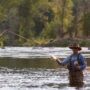 Bud Flyfishing