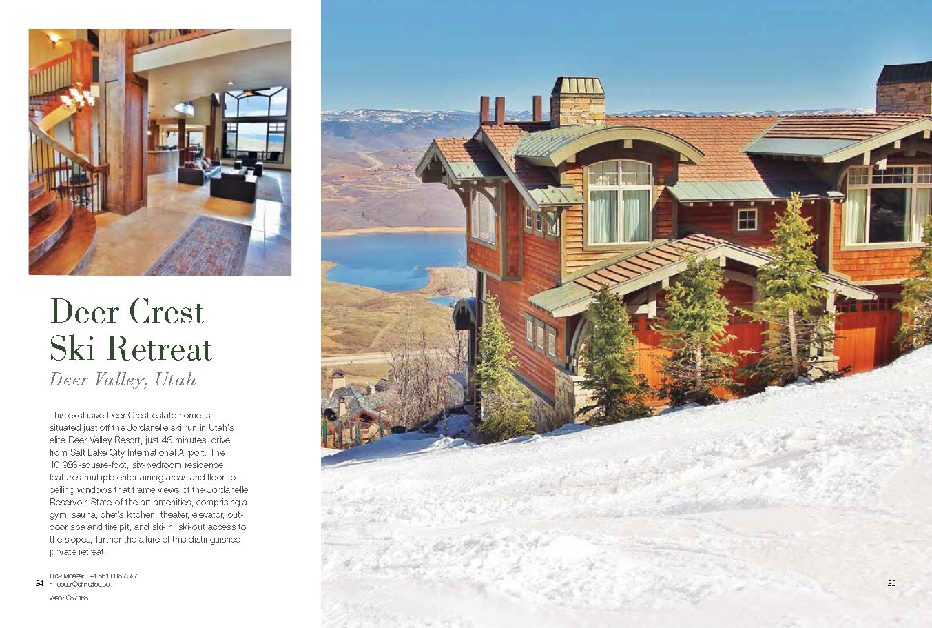 Deer Crest Mountain Retreat